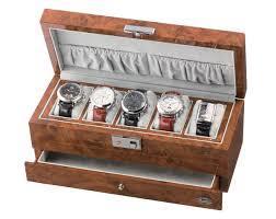 大切な腕時計を収納するなら、腕時計専用収納アイテムがおススメ!のサムネイル画像