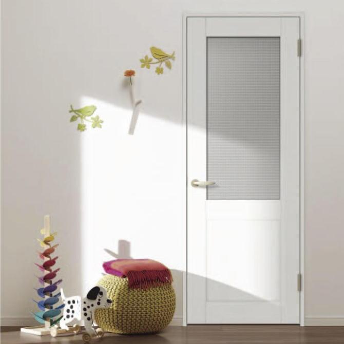 家の中のドアをがらっとイメチェン♥室内ドアリフォーム紹介!!のサムネイル画像