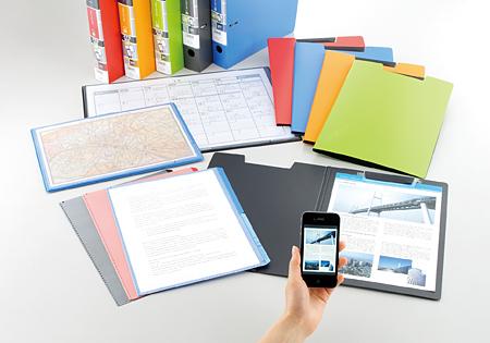 収納だけじゃない!機能&デザインも進化したファイルたち!のサムネイル画像