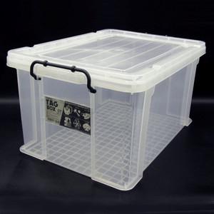 プラスチックケースを使って収納する方法にはどのようなものがあるかのサムネイル画像