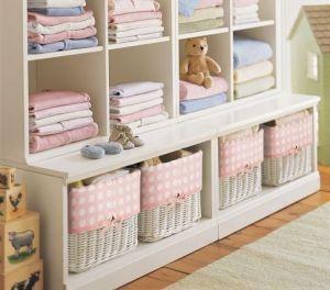 赤ちゃん用品を見やすく収納したい!おすすめの収納グッズとは?のサムネイル画像
