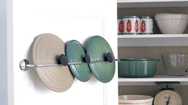 キッチンの鍋蓋、どうやって収納してますか?良い収納方法教えます。のサムネイル画像