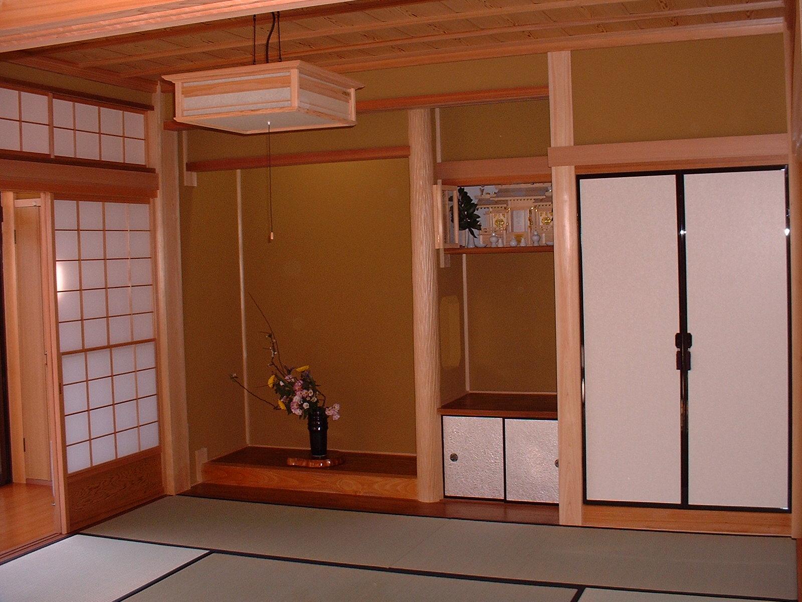 家の中で持て余してる床の間を収納スペースにしてみませんか?のサムネイル画像