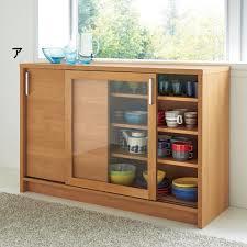 引き戸収納なら、扉の開閉にスペースを取らず、省スペースに置ける!のサムネイル画像