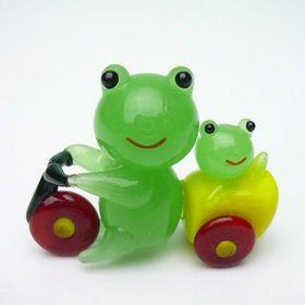 【幸運のお守り】可愛いカエルの雑貨でhappyとluckyを手に入れよう。のサムネイル画像