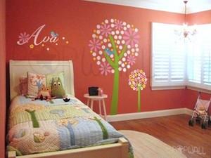 印象もガラッと変わる♪子供部屋にオススメの壁紙をご紹介します。のサムネイル画像