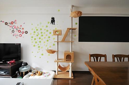 インテリアに馴染む!猫のお洒落なペットグッズで暮らしを豊かにのサムネイル画像