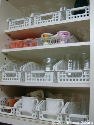 【キッチン】100均収納アイデアを利用してキッチンをスッキリ収納!のサムネイル画像