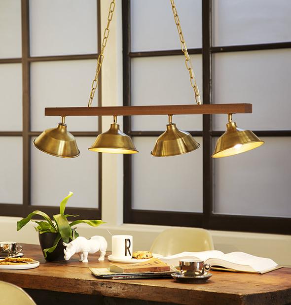 食卓を華やかに!ダイニングにおすすめペンダント型照明器具のサムネイル画像