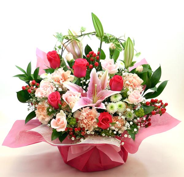 お祝い事にはお花をプレゼントしよう!!おすすめはどんなお花?のサムネイル画像