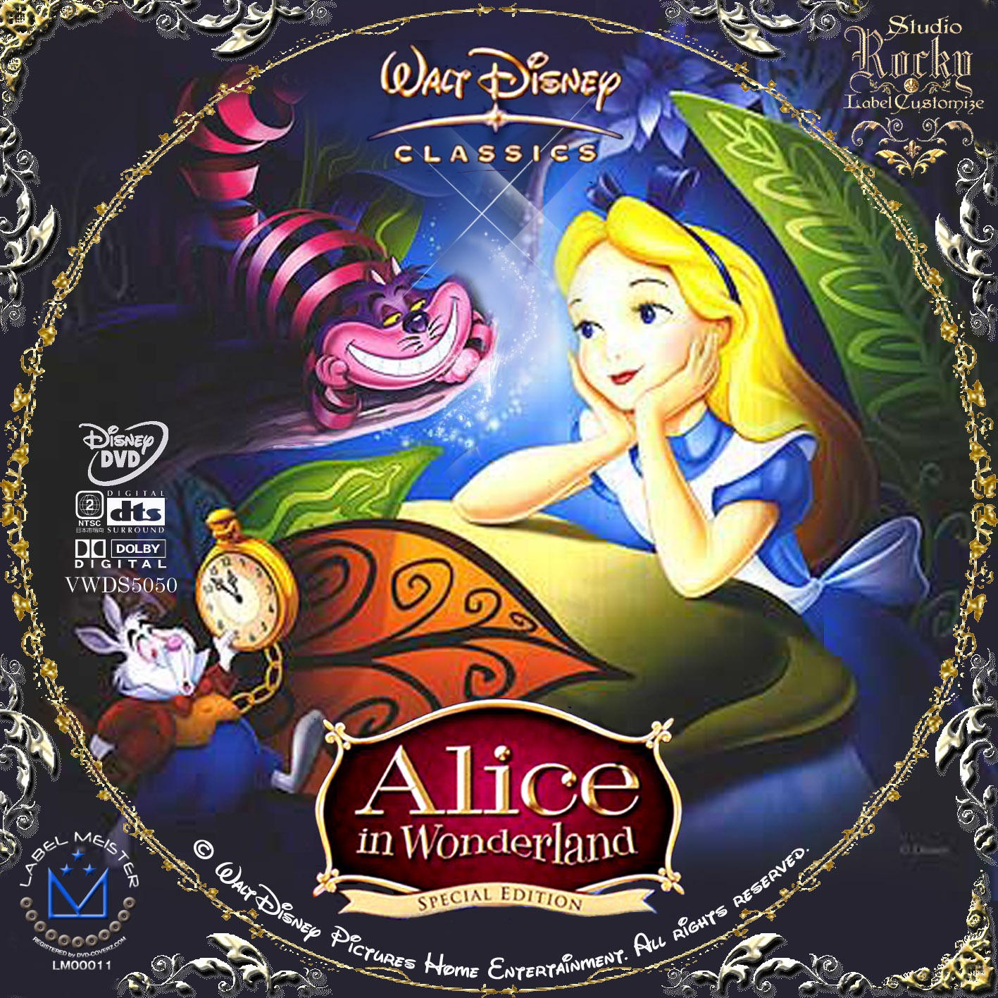 不思議の国のアリスのキャラクター雑貨を集めてみましたよ。のサムネイル画像