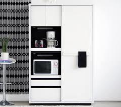 食器棚とレンジ台が一緒になった!便利で使いやすい収納アイテムのサムネイル画像