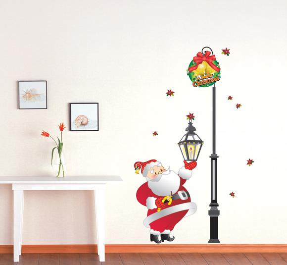 クリスマスにぴったりなウォールステッカーをご紹介しちゃいます☆のサムネイル画像