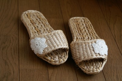 暑い夏は履き心地爽やかなスリッパで!夏用スリッパまとめ!のサムネイル画像