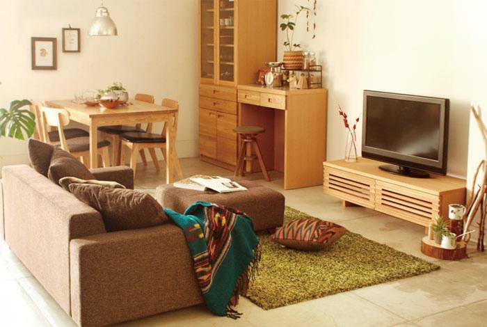 ナチュラルな部屋作りのすすめ。あなたらしい居心地の良い空間に!のサムネイル画像