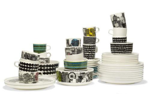 コレクションしたいほどおしゃれ!北欧の食器ブランド集めました!のサムネイル画像