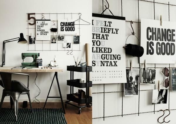 組立自由な万能家具!「ワイヤーネット」を使ったすぐに出来るdiyのサムネイル画像