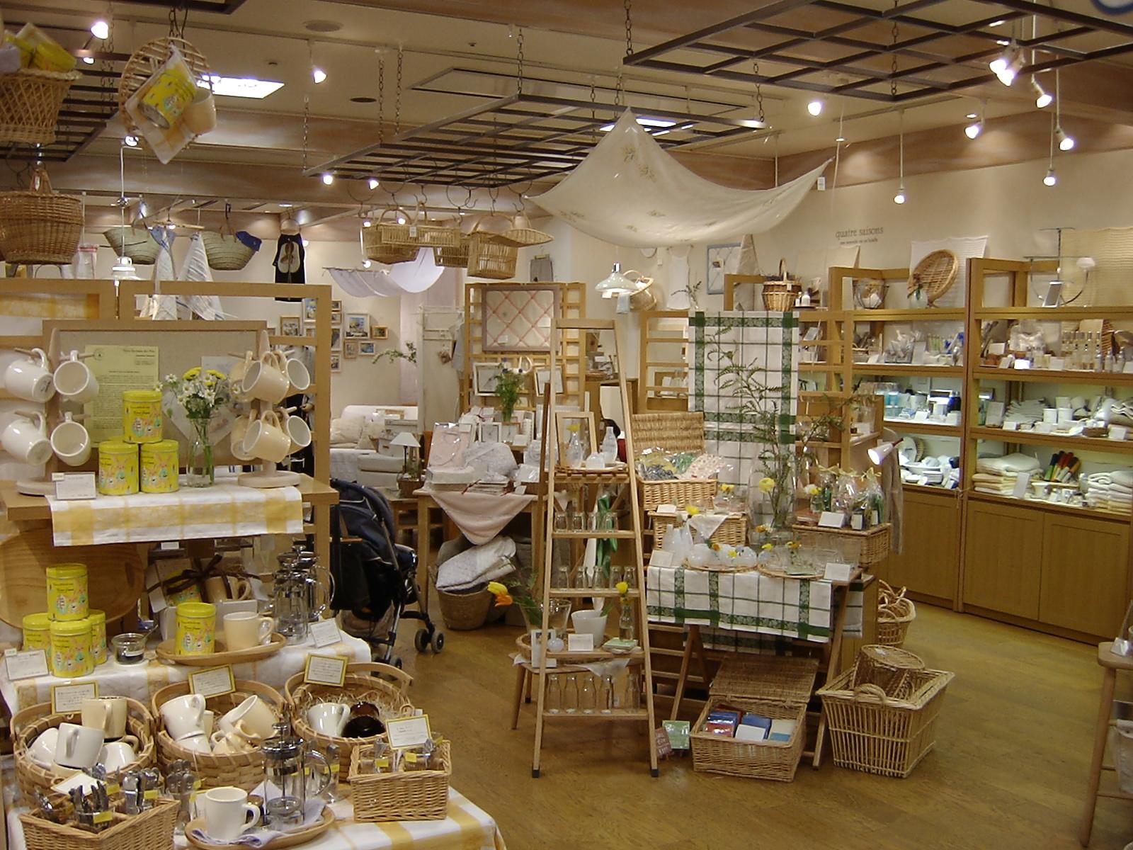 おしゃれでかわいい雑貨を見つけよう☆大阪で人気の雑貨屋さんは?のサムネイル画像