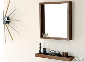 身だしなみに欠かせない鏡!お洒落で欲しくなる壁掛け鏡を大特集✩のサムネイル画像
