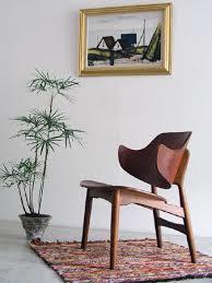オシャレな椅子でおススメなのは背もたれのついた北欧ヴィンテージ!のサムネイル画像