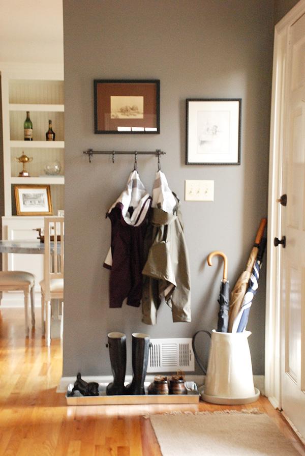 ★お洒落な家作りは玄関から!玄関の参考にしたいディスプレイ画像★のサムネイル画像