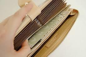 革の財布をご紹介!大容量でタップリ収納できる道具性を大切にした財布のサムネイル画像