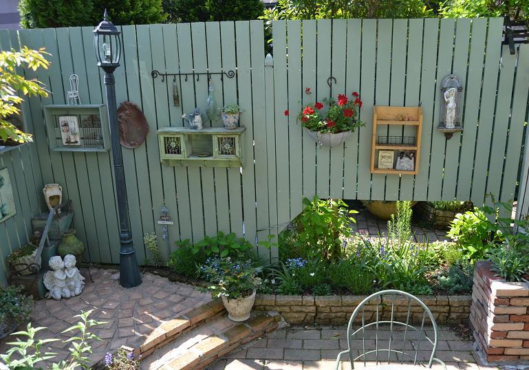 おしゃれなフェンスを簡単にDIY♪みんなの自作フェンスを拝見!のサムネイル画像