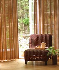 【アジアンテイストでおしゃれに♪】アジアンな素敵カーテンのサムネイル画像