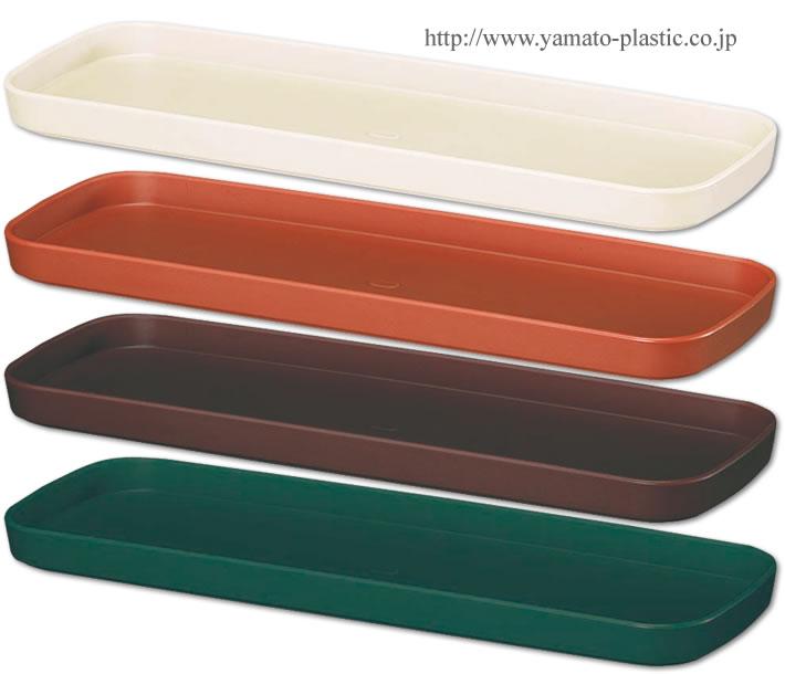 プランターの受け皿に水が溜まって置いておくと、根腐れの原因です。のサムネイル画像