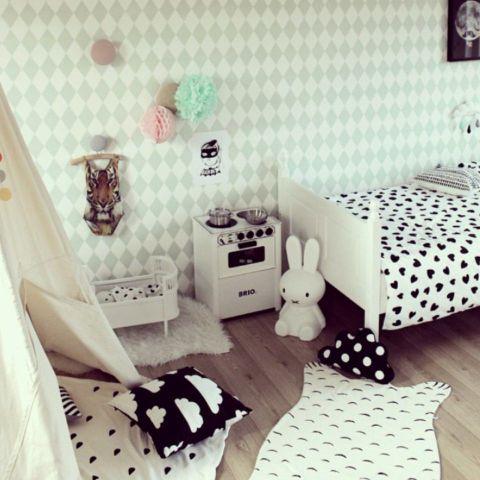 今は広く、でも将来的に仕切りで分けたい子供部屋。どうする?のサムネイル画像