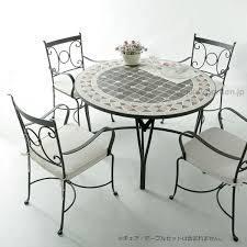 テラスのテーブルなら、オシャレで雨に強いテーブルがおススメ!のサムネイル画像