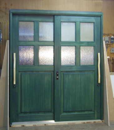 玄関を引き戸に!!最近見直されつつある引き戸の魅力とは?のサムネイル画像