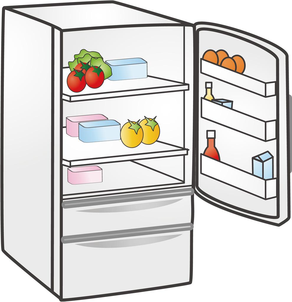冷蔵庫の温度に関する疑問。適正温度は?部屋ごとに温度が違う?のサムネイル画像