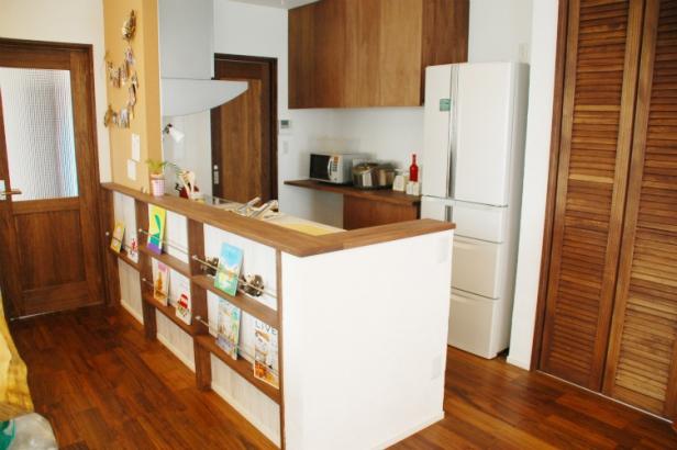キッチンカウンターを使い勝手の良い空間にしてみませんか?のサムネイル画像