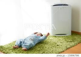 冬場に大活躍する空気清浄機。必要なのは加湿?除湿?どっち?のサムネイル画像