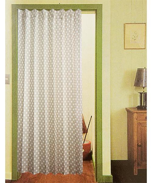 一つのお部屋も二つに仕切れる魔法の方法「カーテン間仕切り」のサムネイル画像