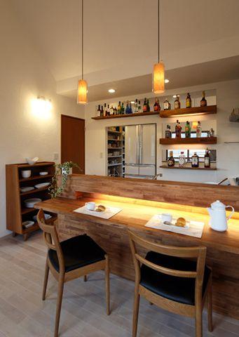 厳選!おしゃれで可愛いキッチンのリノベーション参考画像一挙公開★のサムネイル画像