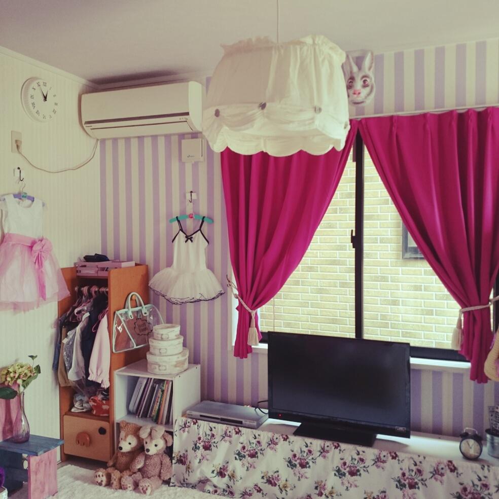 ピンクのお部屋に変えたい女の子必見☆今すぐしたいリメイク術のサムネイル画像