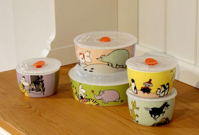 ブームにのってみませんか。ムーミンの食器で食卓に彩と楽しさを!のサムネイル画像