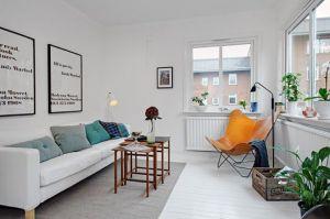 白を基調とした部屋はプラスアルファでブラッシュアップしようのサムネイル画像