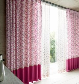 カーテンをリメイク!素敵なカーテンや色々な小物を作っちゃおう!のサムネイル画像