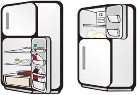 引越しなどで、冷蔵庫を移動するときには、水抜きの準備が必要です!のサムネイル画像