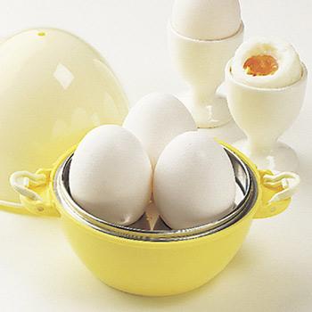 簡単で楽ちんのレシピ☆電子レンジで卵料理を作ってみよう!のサムネイル画像