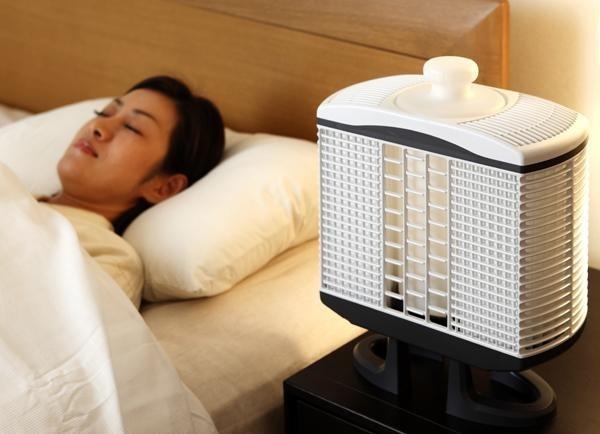 寝室にはどんな加湿器を置くのがいい?加湿器の選び方や置き方は?のサムネイル画像