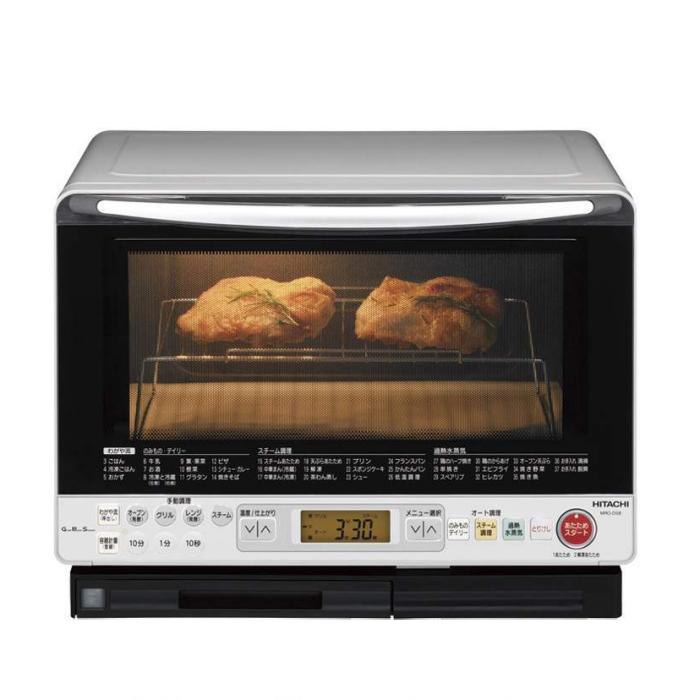 機能はここまで進化した!オーブンレンジの効果的な使い方!のサムネイル画像