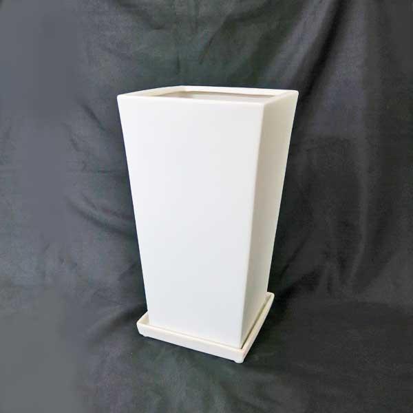 陶器鉢の色にも、種類があります。白色は、清潔感があります!のサムネイル画像