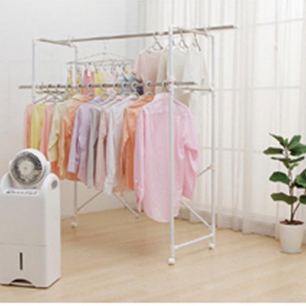 雨の日のベストアイテム☆除湿機を使った洗濯物を乾かす方法☆のサムネイル画像