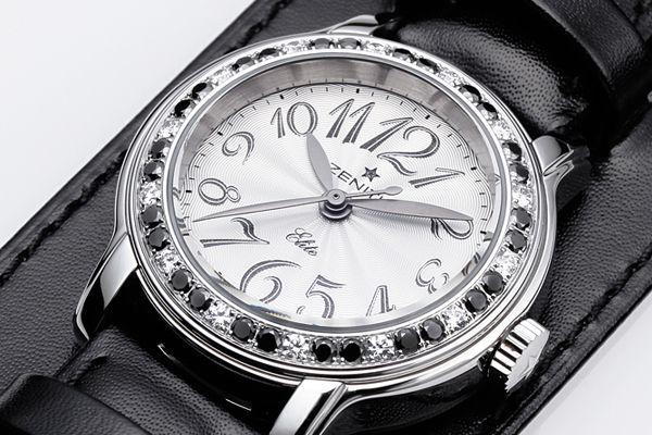 高級腕時計・ゼニス クロノマスターをご紹介♪ゴージャスです!のサムネイル画像