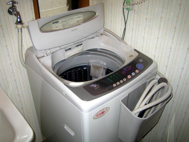 【大きい荷物】洗濯機の引っ越しの際のポイントを紹介しますのサムネイル画像
