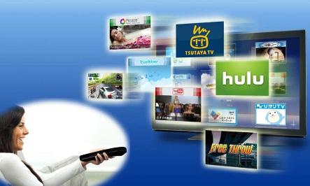 テレビを、インターネットに接続しましょう。楽しみが広がります!のサムネイル画像